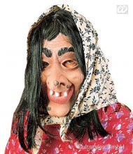 Masque sorcière femme Halloween