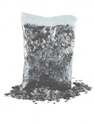 Sachet de confettis noir 200g