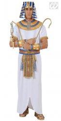 Déguisement pharaon Égyptien homme blanc