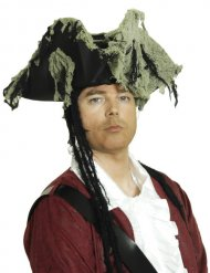 Chapeau tricorne pirate adulte Halloween