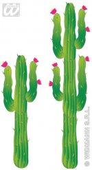 Set de 2 cactus verts décoratifs