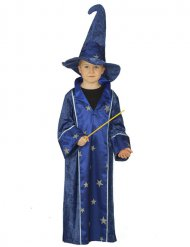 Déguisement sorcier magicien enfant