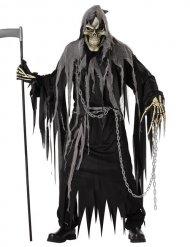 Déguisement faucheuse noire adulte Halloween
