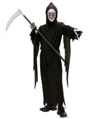 Déguisement Faucheuse Halloween noir enfant