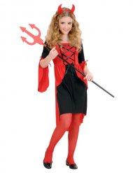Déguisement diablesse des enfers fille Halloween