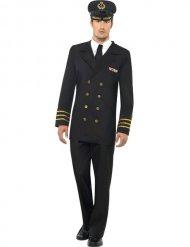 Déguisement officier marin homme