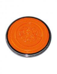Maquillage UV couleur néon orange