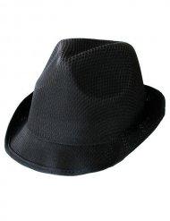 Chapeau Trilby noir