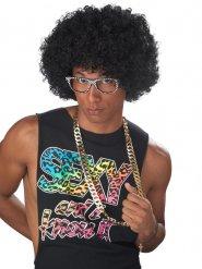 Perruque afro 90's noir
