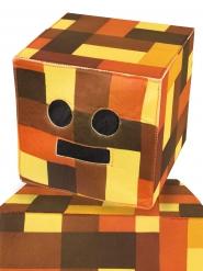 Masque robot rétro enfant