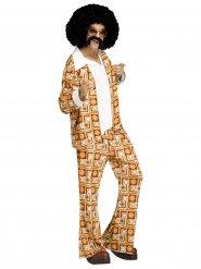 Costume Roi du disco homme