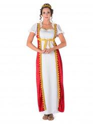 Déguisement robe médiévale pour femme