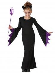 Déguisement sorcière diabolique fille Halloween