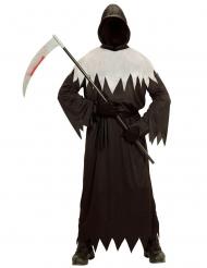 Déguisement faucheuse terrifiante enfant Halloween