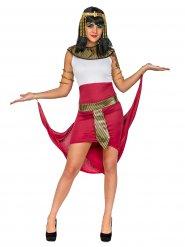 Déguisement pharaon égyptien femme