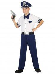 Déguisement officier de police pour enfant