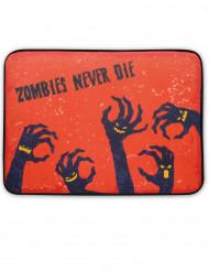 Paillasson lumineux et sonore zombie Halloween