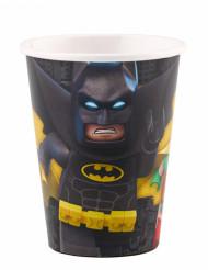 8 Gobelets en carton Lego Batman ™