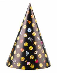 8 chapeaux de fête Smiley Emoticons™