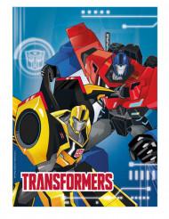 8 sacs de fête Transformers Robots in Disguise ™