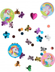 Confettis Licorne Arc-en-ciel 34 g