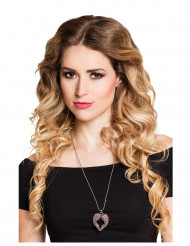 Collier ailes d'ange adulte