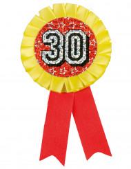 Médaille holographique 30