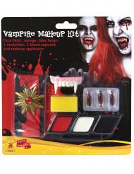 Kit de maquillage vampire adulte