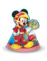 6 Chapeaux de fête Mickey & Donald Racing ™