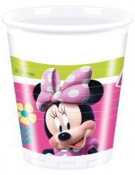 8 Gobelets 20 cl Minnie Happy ™
