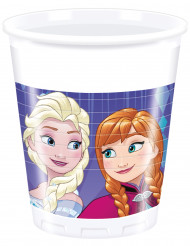 8 Gobelets en plastique 200ml La Reine des Neiges Frozen ™