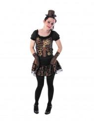 Déguisement Miss Mécanique adolescente Steampunk