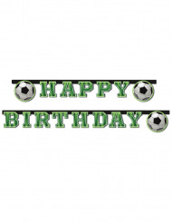 Guirlande happy birthday Football Fans