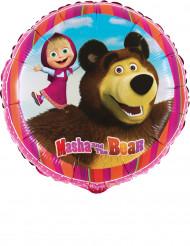 Ballon aluminium Masha et Michka™