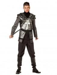 Déguisement chevalier en armure homme