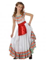 Déguisement mexicaine fille