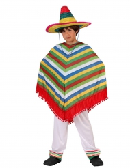 Déguisement mexicain garçon