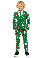 Costume Mr. Santaboss enfant Opposuits™ Noël
