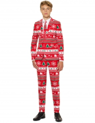 Costume Mr. Winterwonderland adolescent Opposuits™ Noël