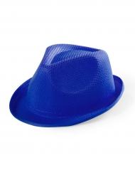 Chapeau borsalino enfants bleu