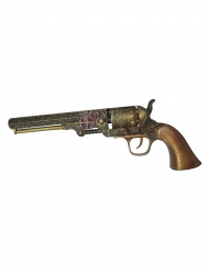 Revolver 25 cm Steampunk