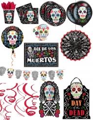 Pack Dia de los muertos Premium Halloween