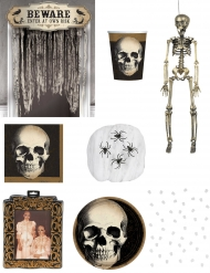 Pack Squelette Standard Halloween