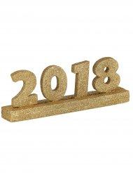 Décoration chiffres année 2018 Nouvel an 20 x 3 x 7 cm
