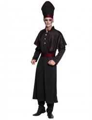 Déguisement moine de la nuit adulte Halloween