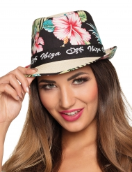 Chapeau borsalino Ibiza adulte