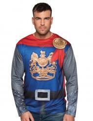 T-shirt chevalier adulte