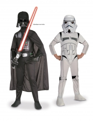 Bi Pack Dark Vador + Storm Trooper Star Wars ™ enfant
