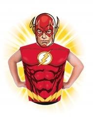 T-shirt et masque Flash ™ enfant