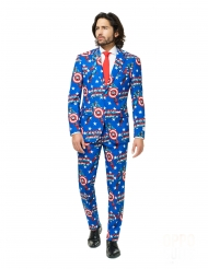 Costume Mr. Captain America™ homme Opposuits™